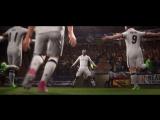 Анонсовый трейлер игры FIFA 18 с Криштиану Роналду!