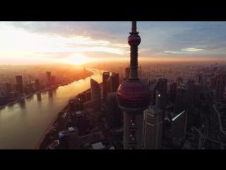 Крутейший монтаж в путешествии по Шанхаю