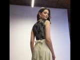 Backstage со съемок новой коллекции 1001 DRESS