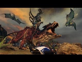 Total War: Warhammer 2  — геймплей