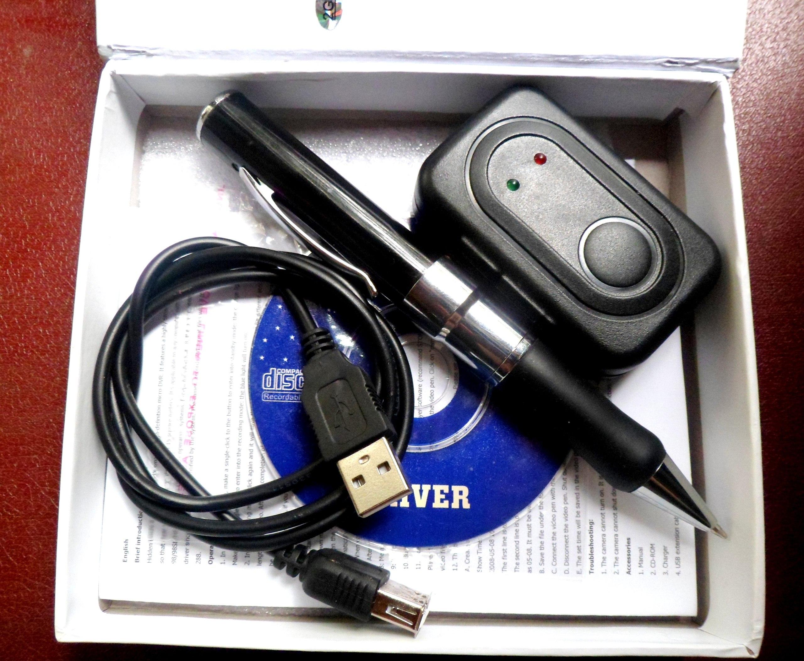 У россиянина на границе изъяли ручку со скрытой камерой - Цензор.НЕТ 5487