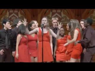 Maria (Blondie) - The Harvard Lowkeys - A Cappella