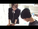 SMROOKIES [NCT] Johnny Ten making Chocolates (Ft. Yuta)