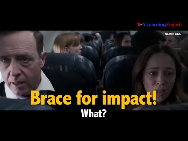 English @ the Movies Brace For Impact