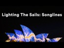 Sydney Opera House Lighting The Sails 2016 Songlines