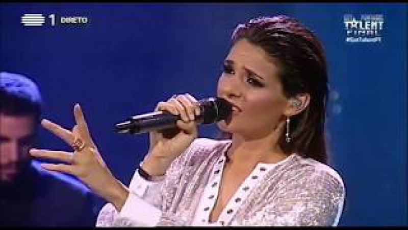 Cuca Roseta canta Tanto ao vivo no GOT TALENT RTP (28.05.2017)