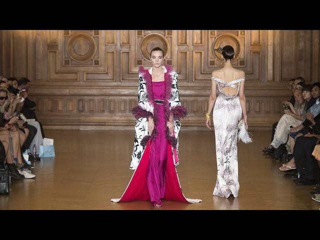 Yumi Katsura | Haute Couture Fall Winter 2017/2018 Full Show | Exclusive