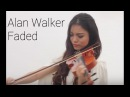 Alan Walker - FADED ( Violin Cover by Yustin Arlette)