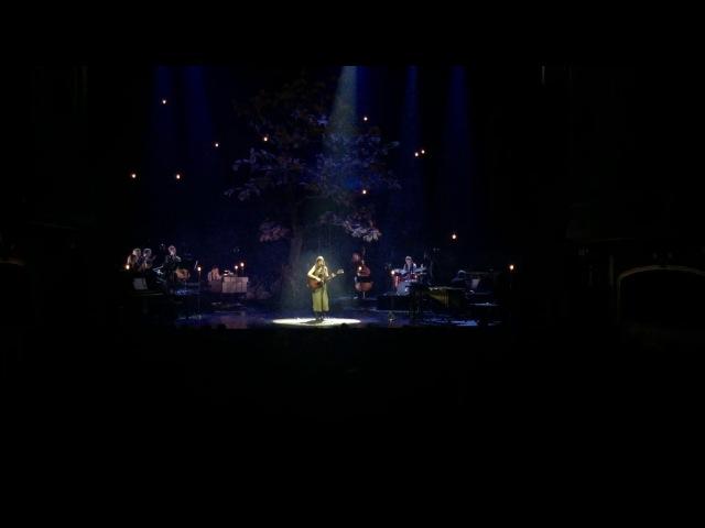Annika Norlin cover Hallelujah First aid kit Dramaten Leonard Cohen
