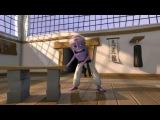 Разбей дощечку - мастер каратэ (короткометражный мультфильм)