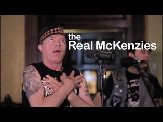 The Real McKenzies - Wild Mountain Thyme (The Raw Cut Sessions)