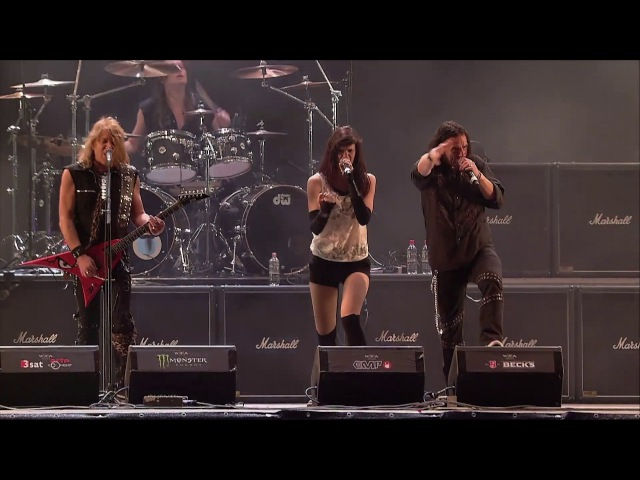 Hansen Friends Save Us (Live at Wacken) Live Video - from XXX Thank you Wacken