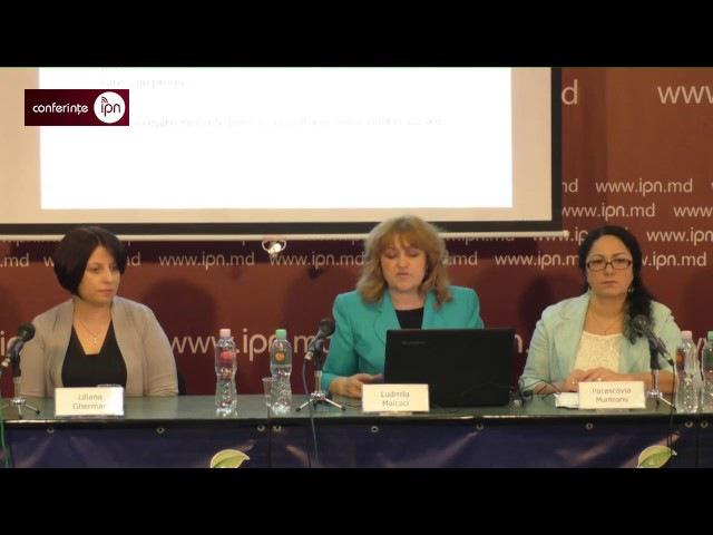 Conferințe IPN [HD] | Keystone Moldova, incluziunea socială a persoanelor cu dizabilităţi.