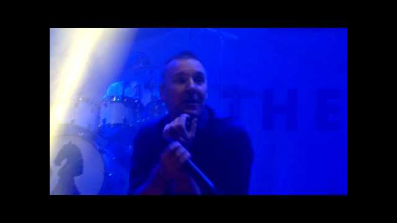 Poets Of The Fall - Running Out Of Time Locking Up The Sun Carnival Of Rust (Live in Ekaterinburg, 30.10.2016)