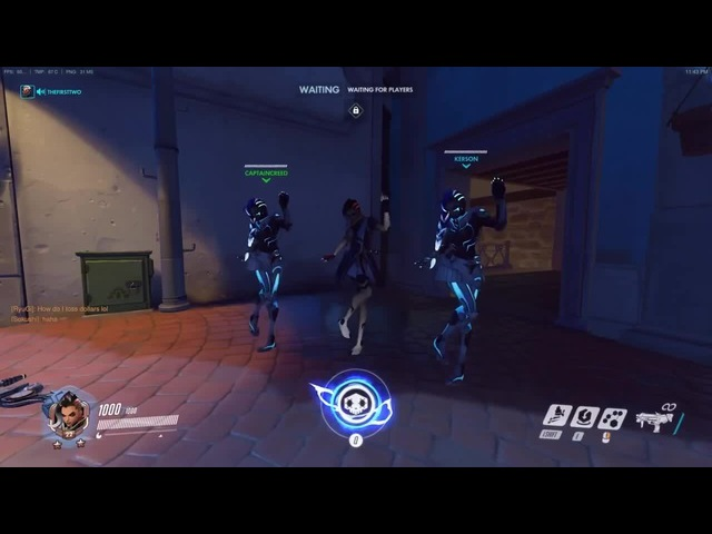 Sombra Overwatch dancing (What is love) coub