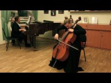 Сазонова Юлия (А. Дворжак концерт Си минор II часть)