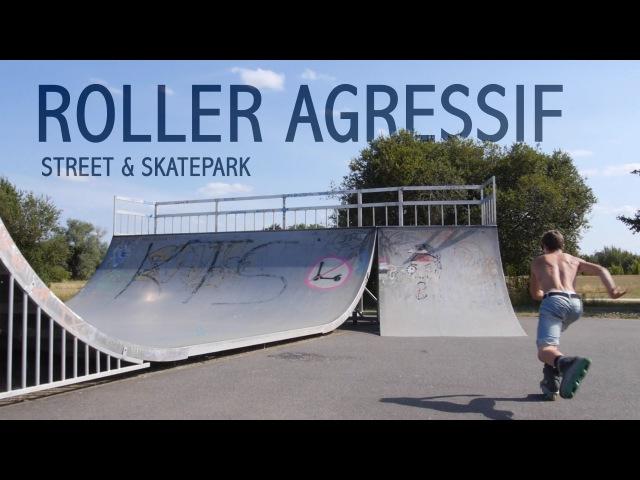 Roller Agressif | Été 2015