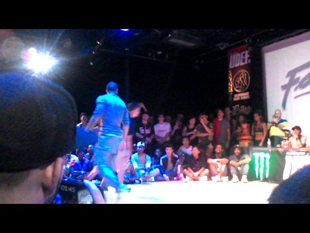 Gravity VS El Niño - Semi 2 - Fam Fest 2016