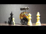 Валл-и и шахматы  Wall-e and chess