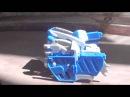 Конструктор на солнечной батарее Robot Solar 3 в 1, Робот Солар