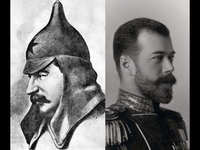 Два ритуальных убийства: За родину, за Сталина! За Веру, Царя и Отечество! Видеоал...