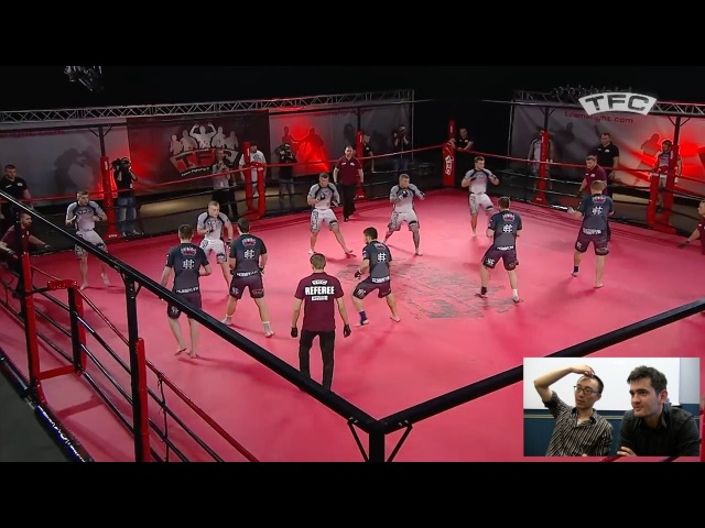MMA vs Sambo (USA vs Russia) - Team MMA Fighting (TFC) ft Judo Champion Commentary