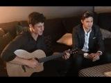 Shawn Mendes & Niall Horan sing Mercy ( AMAs 2016 )