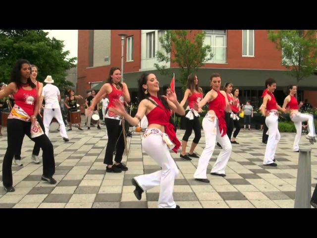 Samba reggae 1 juin