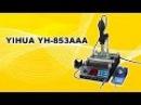 Ремонт паяльной станции YIHUA YH 853AAA от подписчика