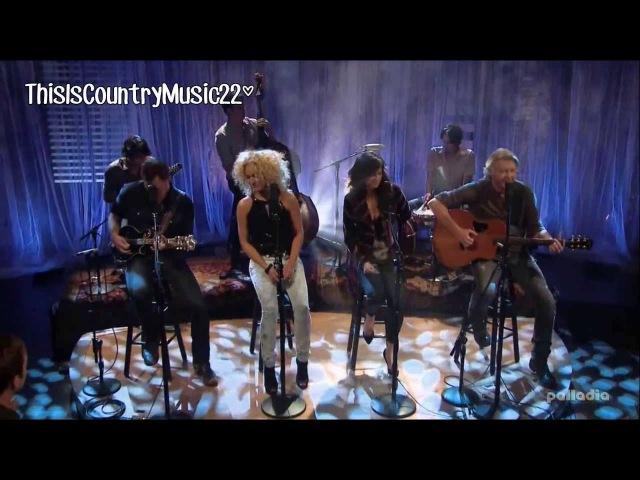 Little Big Town - Pontoon [CMT Unplugged] (Español) 1/4