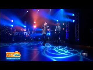 Peking Duk - Take Me Over live on Today Show 10 December 2014
