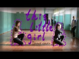 This little girl (Cady Groves) dance cover