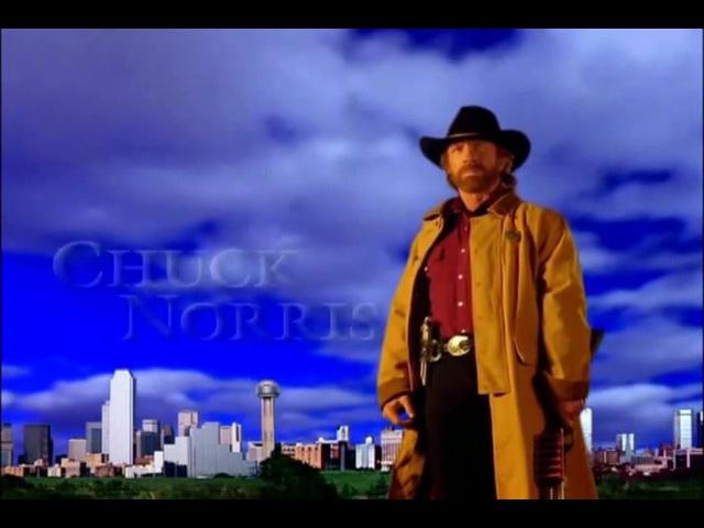 Chuck Norris. Walker, Texas Ranger