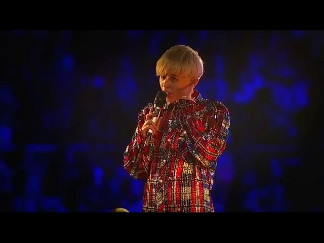 Miley Cyrus Bangerz Tour Acoustic Set Live from London