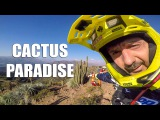 ANDES PACIFICO 2017  First RIDE in PARADISE. Watch Out For Cactus ! - CG VLOG #67