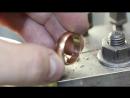 Как создаются ювелирные украшения изготовление обручальных колец