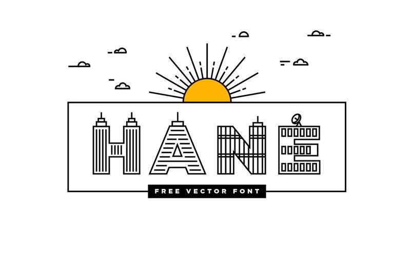 Hane Font