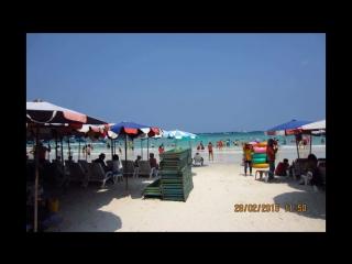 004_Пляж Tawaen, на острове Ко Лан, Таиланд