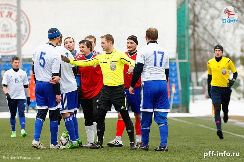 Зимний большой футбол стартует 10-11 декабря