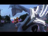 12 июня 2017 Воронежский парад уличных театров «Летние огни»