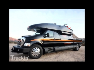 Ford F650 vs Hammer H1 H2