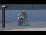 Коллективные тесты MotoGP в Валенсии. Первый день. Дневная сессия