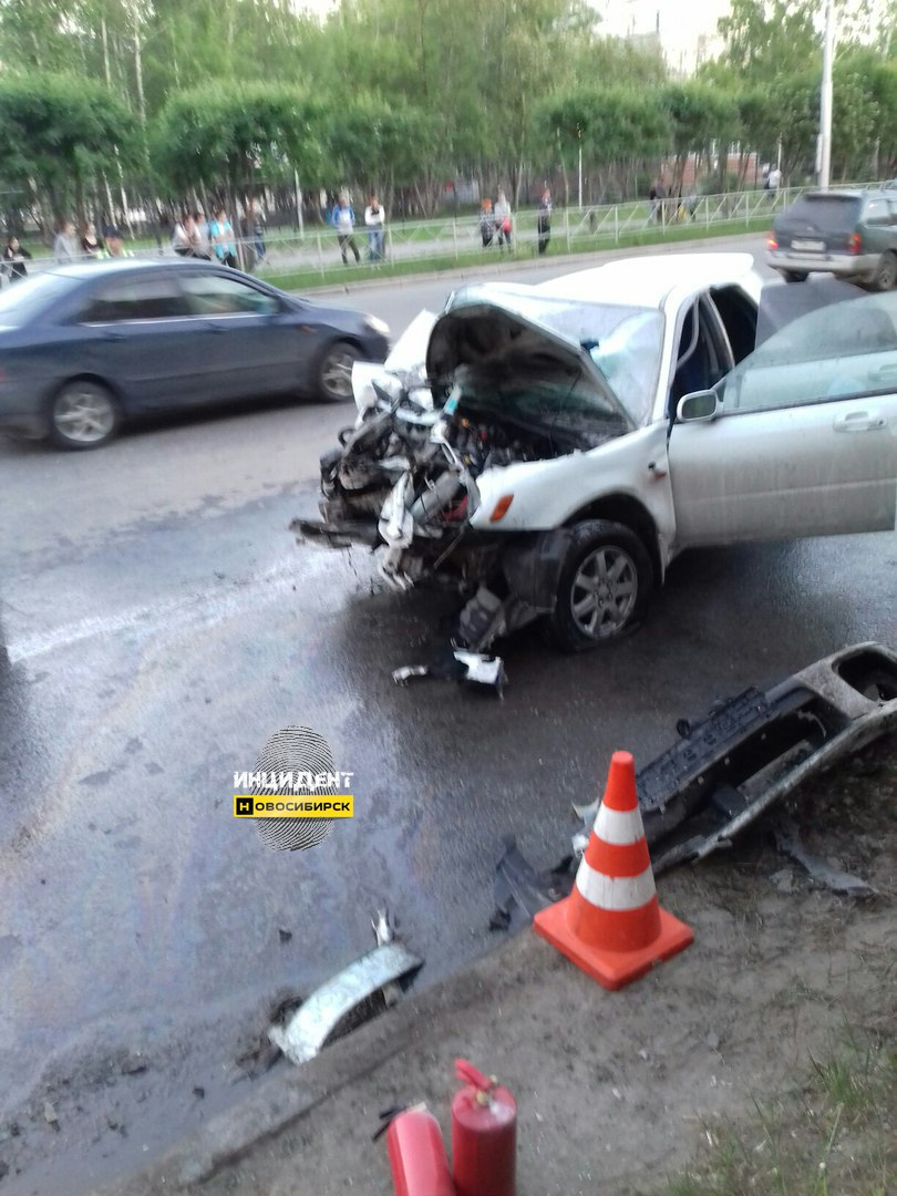 НГСНОВОСТИ  новости о ДТП и авариях в Новосибирске