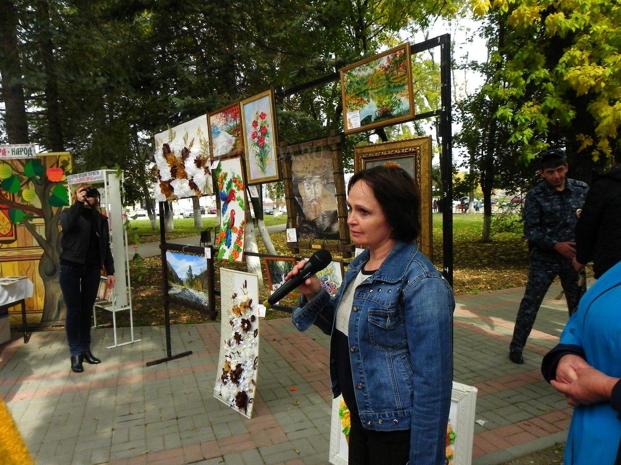 В станице Зеленчкукской прошел фестиваль народного творчества «Фольклор – душа народа»