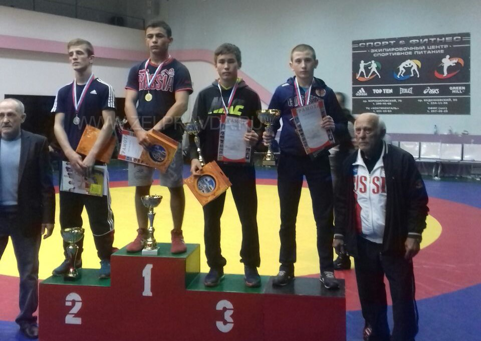 Вольник из Сторожевой бронзовый призер Всероссийских соревнований