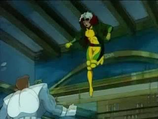 Люди Икс / X-Men (1992) 1 сезон: 9 серия Лекарство / The Cure