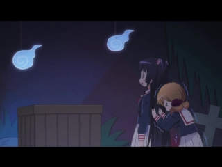[MiraiDuB] Wakaba Girl / Девочка Вакаба - 9 серия (Shira, MiKaSa - A, Panda_Ksyao, Eliza)