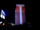 Первые рекламные проекции в Улан-Удэ 10_02_2017