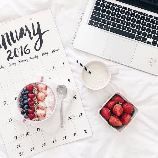 ноутбук календарь