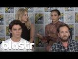 Archie in 2016: Meet the Riverdale Cast   Comic-Con 2016   Blastr